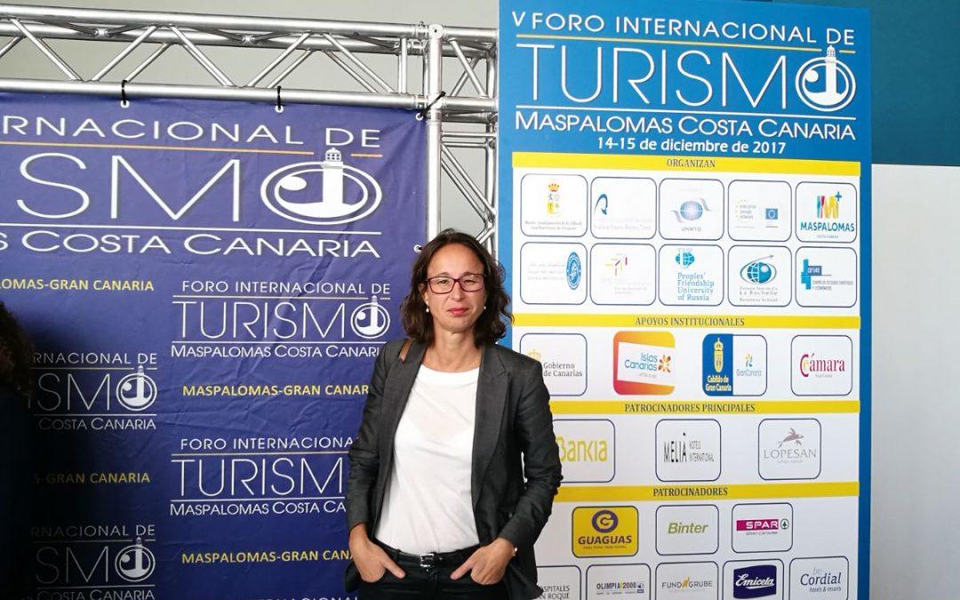 Enterprise Europe Network participa en el V Foro Internacional de Turismo Maspalomas Costa Canaria