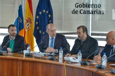 Canarias comienza la elaboración de su Estrategia de Economía Azul