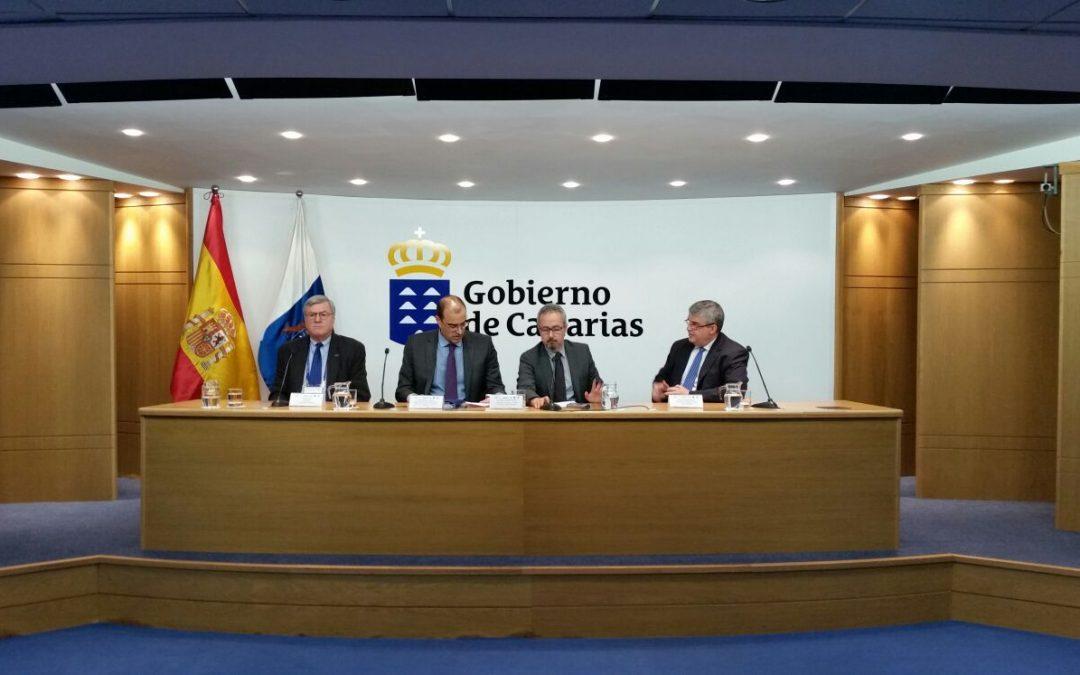 Blue Tech Trade Mission. Misión Empresarial inversa de EE.UU. a Canarias del sector de Tecnologías Marinas Las Palmas de Gran Canaria, 20-22 Marzo 2018