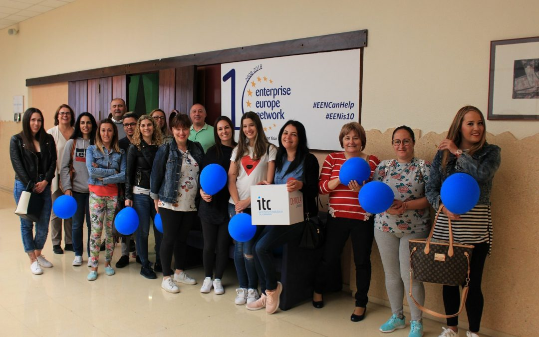 Alumnos del CEAD Mercedes Pinto visitan el ITC.