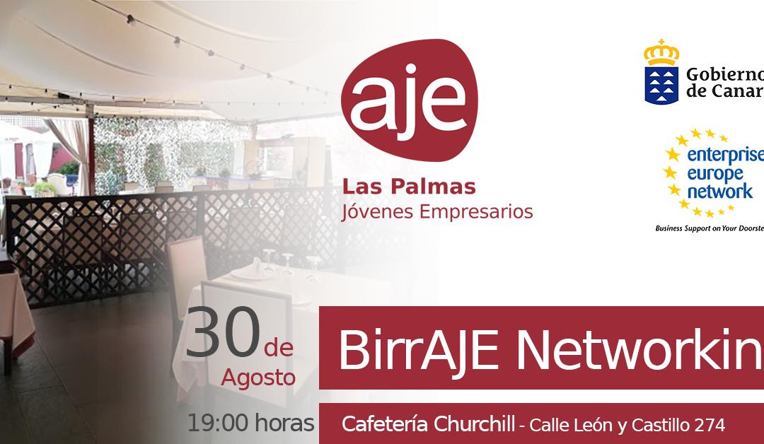 Birraje: Cervezas y Networking para terminar Agosto