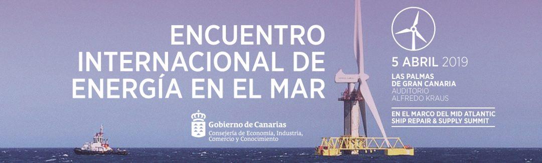Presentaciones Encuentro Internacional de Energía en el Mar