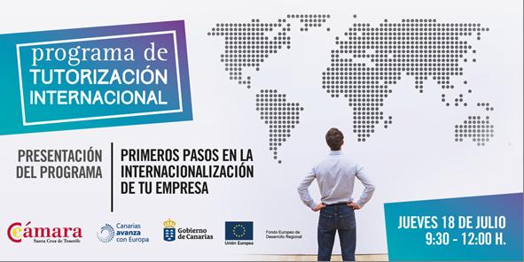 Jornada de presentación del programa deTutorización Internacional 2019.