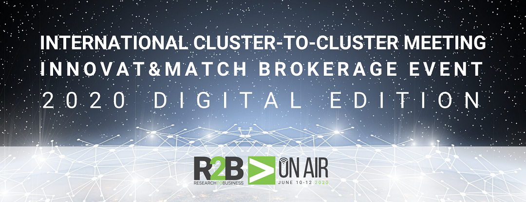 INNOVAT & MATCH 2020 online brokerage event